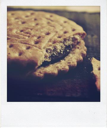 Fini l'industriel: Gâteaux et barres chocolatées