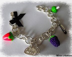bracelet Girl-power