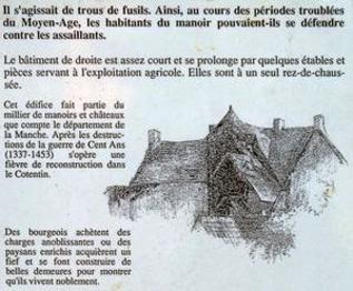 LES REMPARTS DE CLITOURPS (Manche)