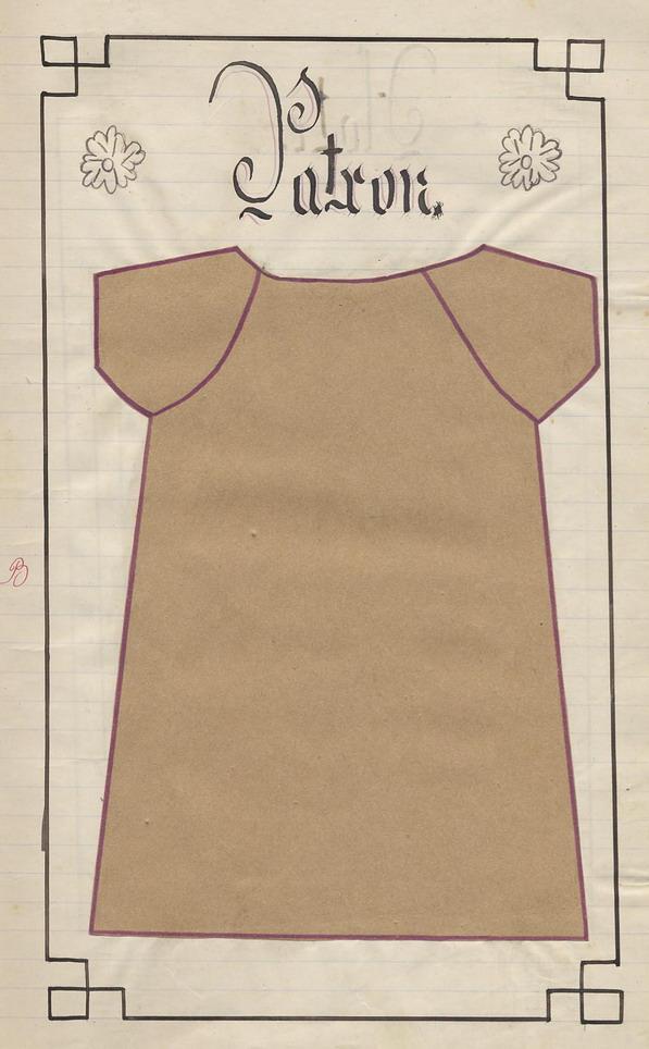 Le Cahier d'école de Marie Bernard ( pages de 61 à 69 ).
