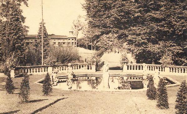 Bioul - Le château.