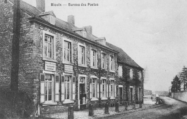 Bioul - Le village.
