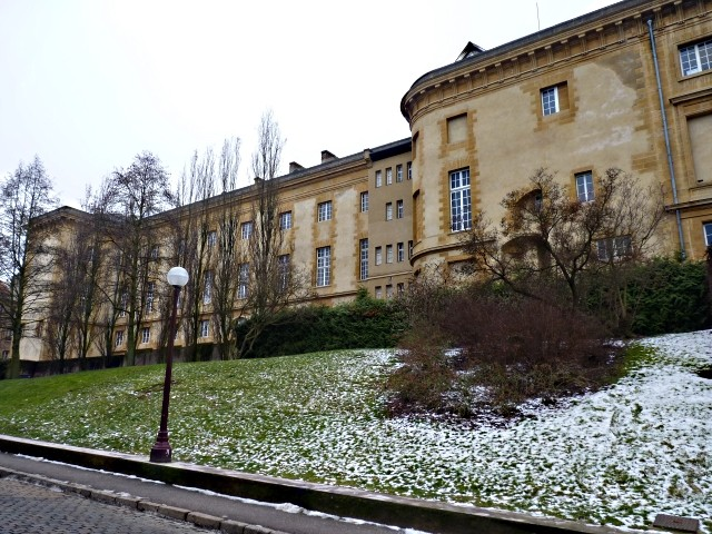 Metz Palais de Justice 18 16 01 2010