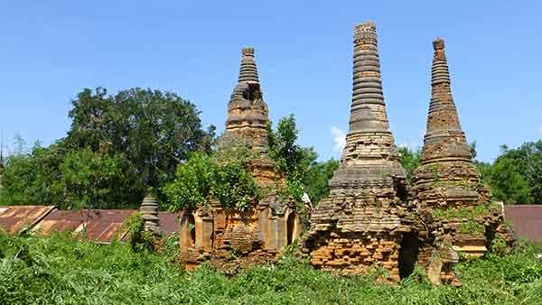 circuit birmanie pas cher