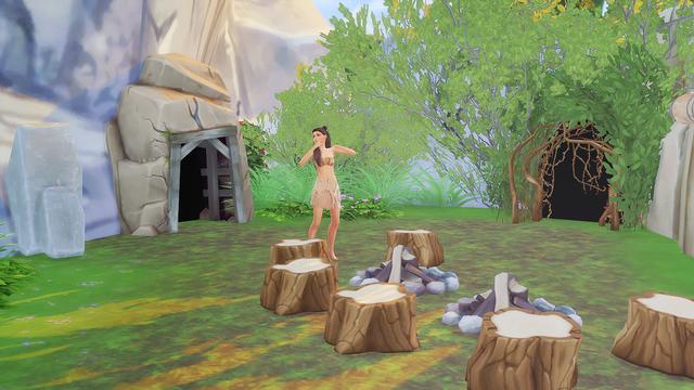 Le camp des Yeux Malins
