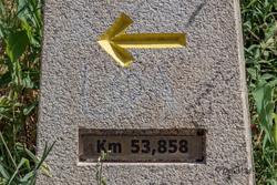 25 mai 2017 : 14e jour de marche - Palas de Rei - Melide