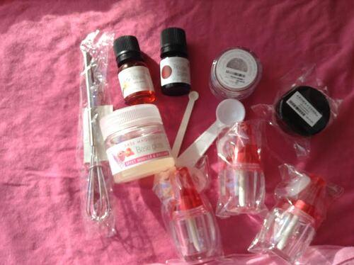 Aromazone : kit gloss