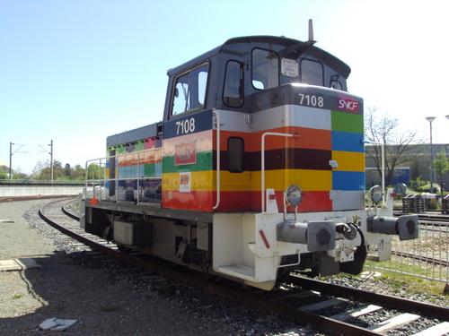 L'Y7199 & 7108 arlequin