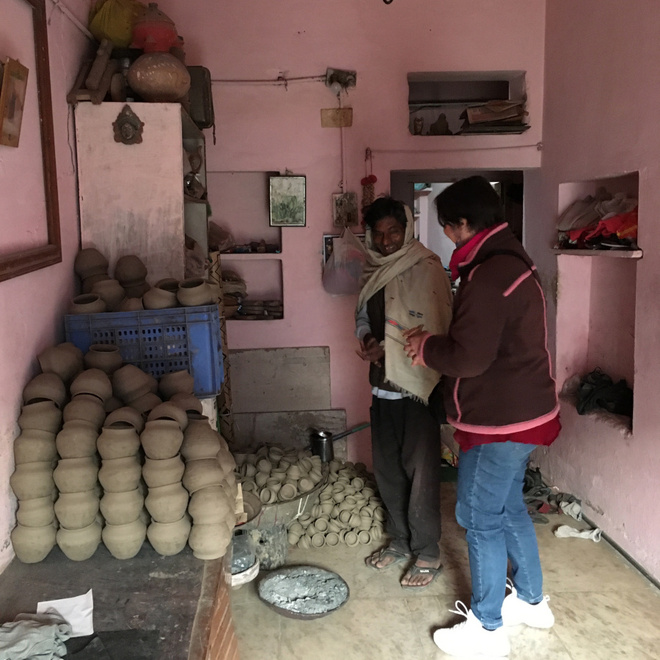 Tournage à Udaipur
