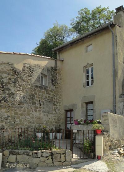 Balade à Châteauneuf d'isère