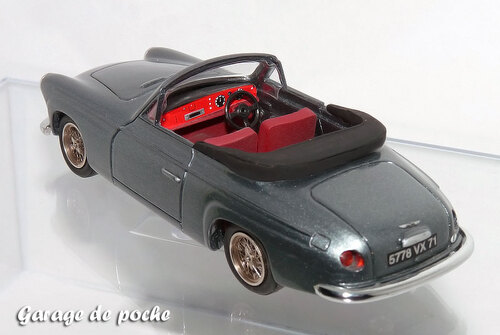 Salmson 2,3L Cabriolet 1956