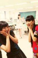 Girls World with Morning Musume'14 Costume Design Projet J-MELO Sayumi Michishige Haruna Iikubo Mizuki Fukumura