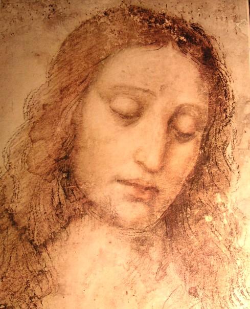 """Résultat de recherche d'images pour """"Jésus Christ léonard de vinci"""""""
