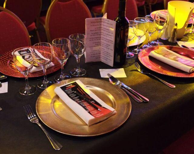 Limoges: le Tapis Rouge un 31, oui mais Janvier «un repas-spectacle»