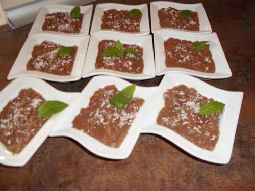 Crème coco Nutella