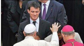 Quien es Manuel Valls? - Qui est Manuel Valls? Afin qu'ici et par-delà les Pyrénées, chacun puisse être éclairé