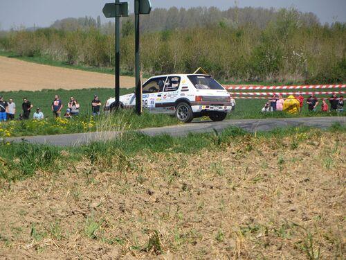 Saint-Venant:Rallye de la Lys 2019