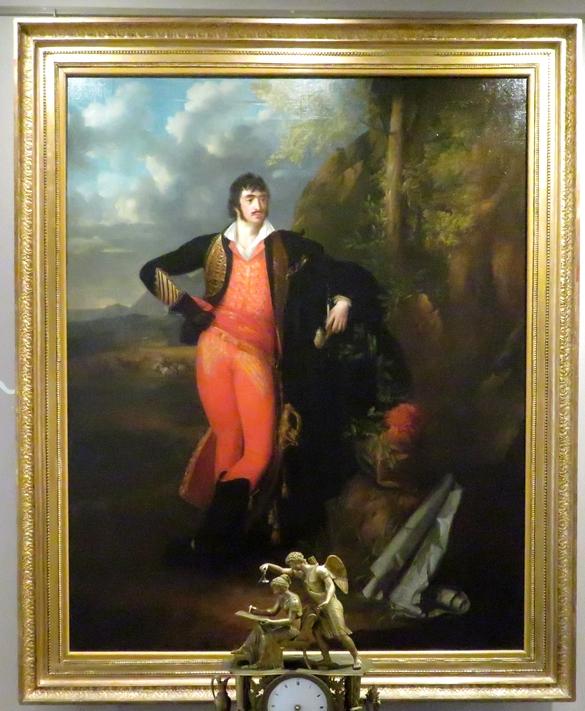 De très beaux portraits du Maréchal Marmont, Duc de Raguse, sont à admirer au Musée du Pays Châtillonnais
