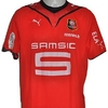 Jimmy BRIAND : Maillot dom RENNES porté le 02.05.2010.