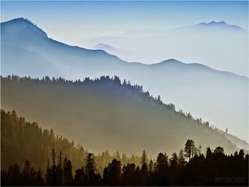 Monts et lumières ...