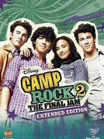 Camp Rock 2 : Le Face à face affiche