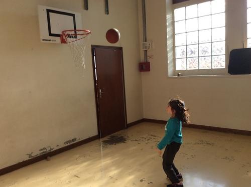 CE1-CE2 Cycle basketball