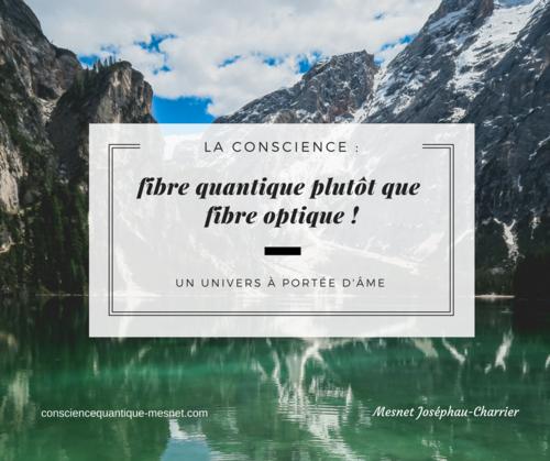 Communication : de la fibre optique à la fibre quantique