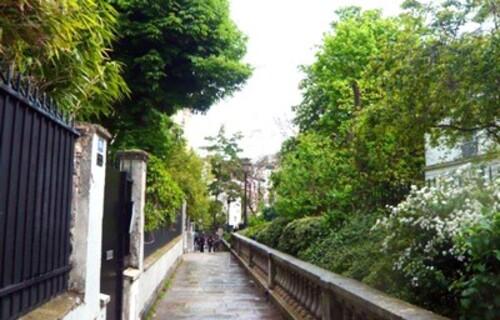 Balade à Montmartre