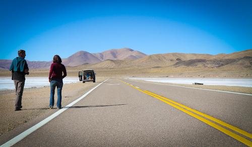 Le Chili, c'est fini, on traverse les Andes pour l'Argentine