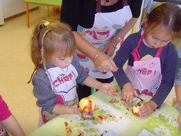 Atelier-cuisine - le pommelé - 3ème édition