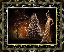 Framelessen Kerst