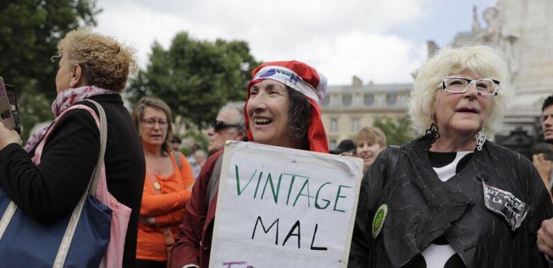 Une retraitée recueille plus de 85.000 signatures pour l'augmentation des petites pensions