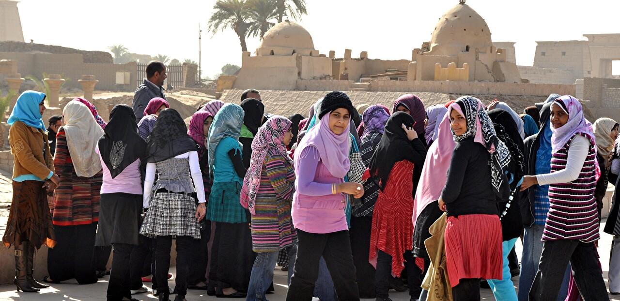 Egypte 3 /  Louxor : le complexe religieux de Karnak