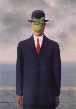 bizarre, vous avez  dit  bizarre ?  Magritte