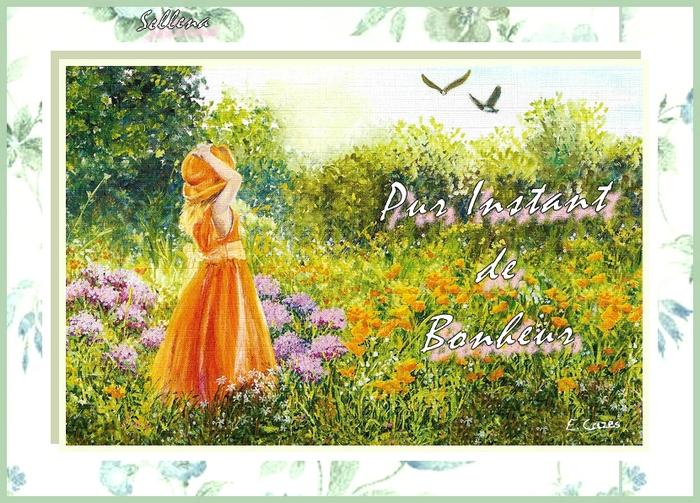 **Bonheur fleuri**Printemps