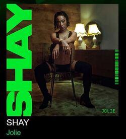 Le nouveau morceau de Shay