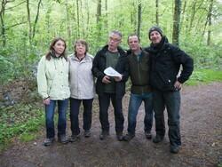 Les résultats du parcours d'orientation en forêt de Phalempin