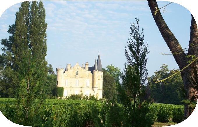 Château Haut-Bergey les chais !