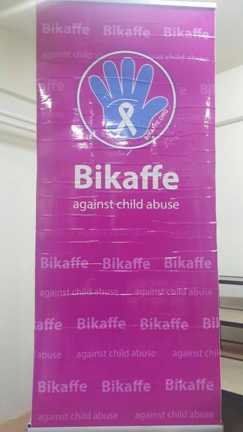 Raising awareness against child abuse (grade 8)