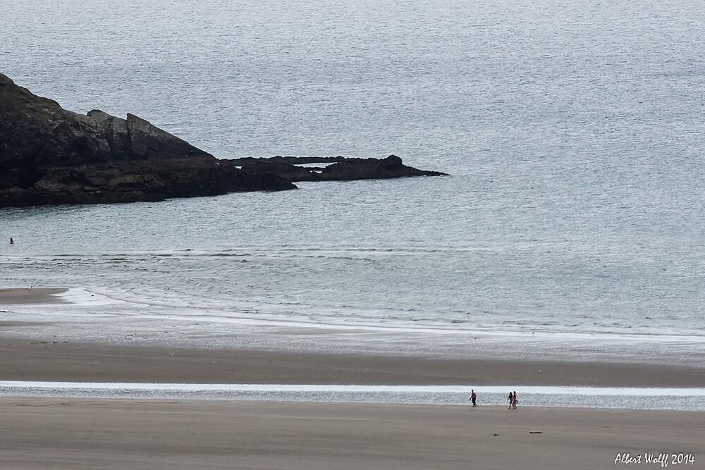 Bretagne - 9 août 2013 - Nous Crozons nos doigts pour qu'il fasse beau...