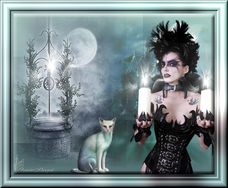 27. La potion de la sorcière