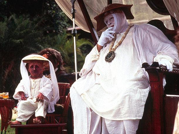 L'ILE DU DR MOREAU (1996)