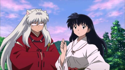 kagome call sesshomaru-sama Big bro
