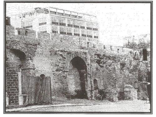 3. 4. 3. L'enceinte de Bruxelles au 13ème siècle