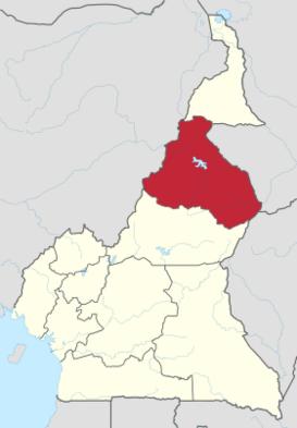 """Résultat de recherche d'images pour """"region du nord cameroun carte"""""""