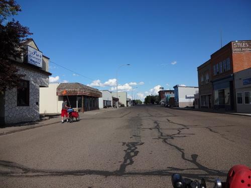 Dimanche 14 juillet: Calgary – Bassano