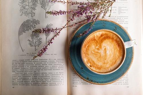 Tu es la crème dans mon café...