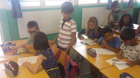 UN POINT SUR NOS PROJETS DE CLASSE / LES ELEVES DU CM1a