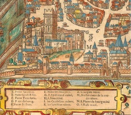 1562: le Baron des Adrets occupe Valence