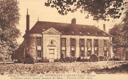 Abbaye de Vauluisant (89)
